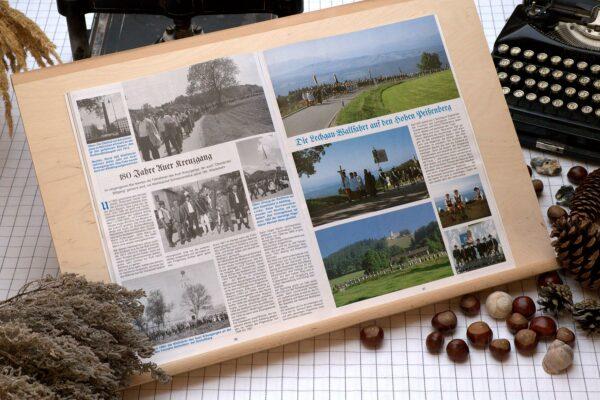 Der Oberbaierische Kalender 1994 Innenseite