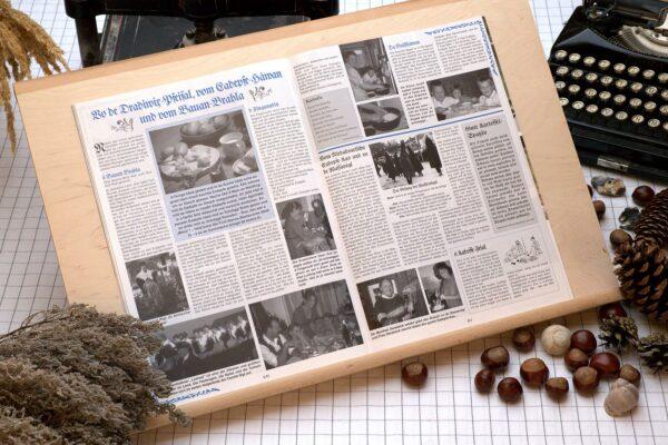 Der Oberbaierische Kalender 1995 Innenseite