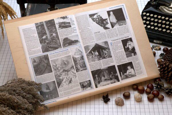 Der Oberbaierische Kalender 1996 Innenseite