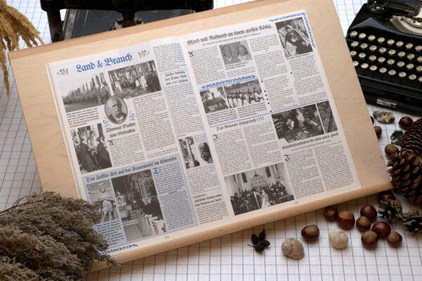 Der Oberbaierische Kalender 1997 Innenseite