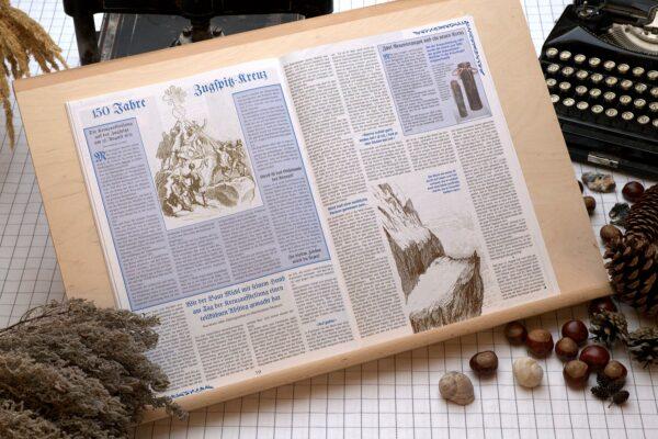 Der Oberbaierische Kalender 2001 Innenseite