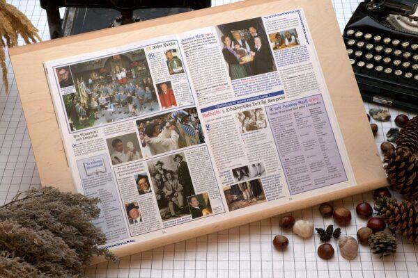 Der Oberbaierische Kalender 2005 mit vielen Fotos