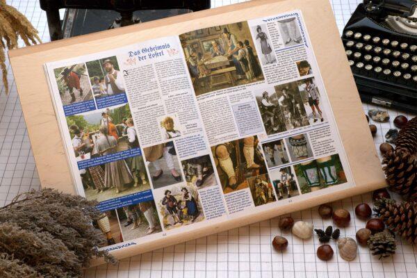 Der Oberbaierische Kalender 2006 Innenseite