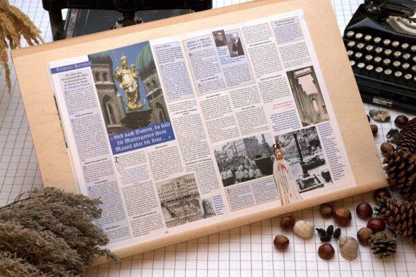 Der Oberbaierische Kalender 2007 Innenseite