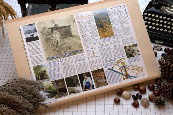 Der Oberbaierische Kalender 2008 Innenseite