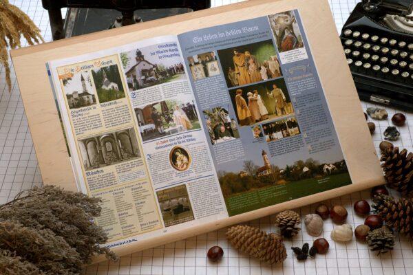 Der Oberbaierische Kalender 2010 Innenseite