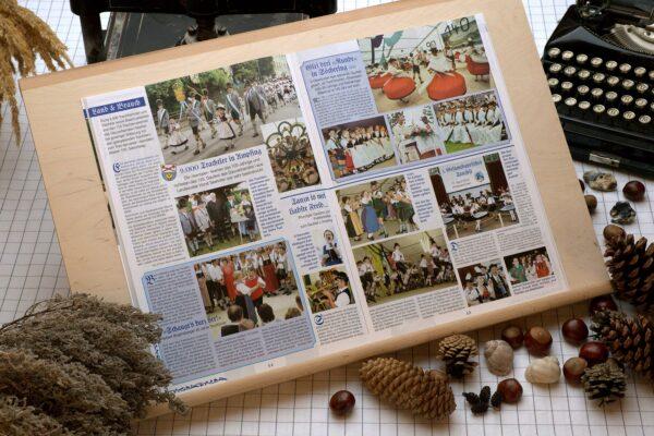 Der Oberbaierische Kalender 2011 mit vielen Fotos
