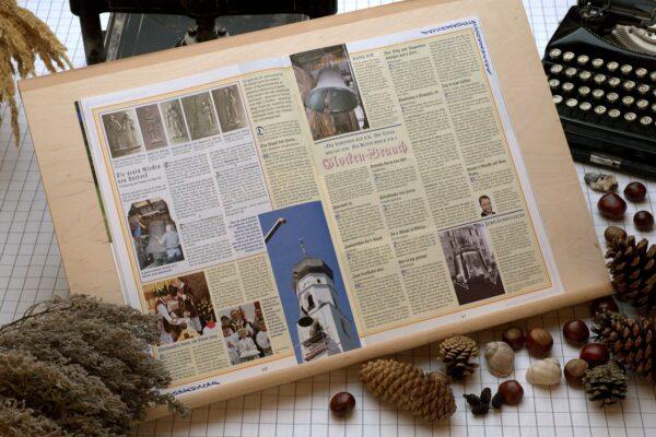 Der Oberbaierische Kalender 2012 Innenseite