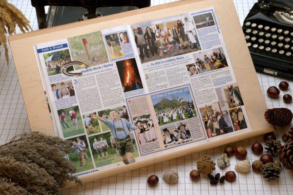 Der Oberbaierische Kalender 2014 mit vielen Fotos