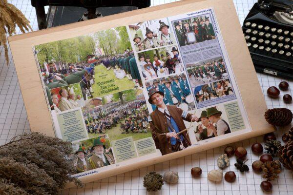 Der Oberbaierische Kalender 2015 mit vielen Fotos