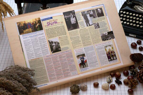 Der Oberbaierische Kalender 2016 Innenseite
