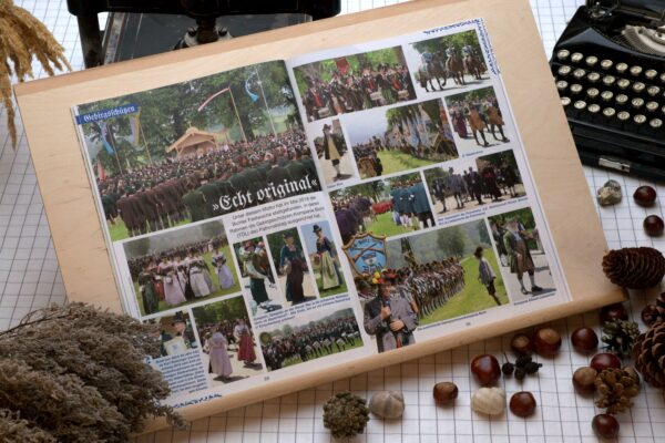 Der Oberbaierische Kalender 2019 mit vielen Fotos